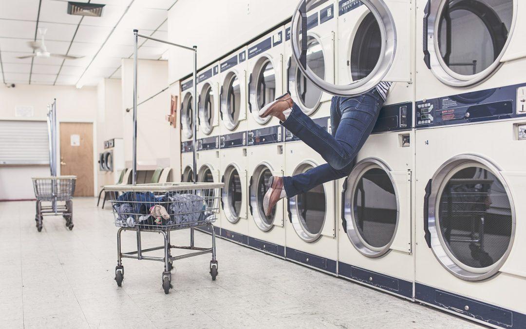 Vaskekjelleren vil være ute av drift